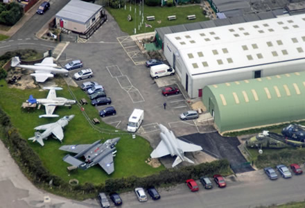 The 'Beeb' Comes to Tangmere