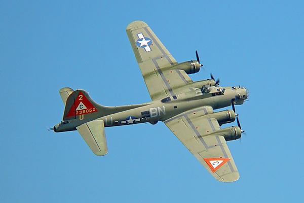 BOEING B-17 FLYING FORTRESS B 17 Flying Fortress