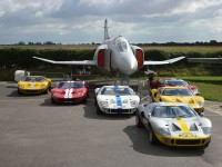 Ford GT40 Enthusiasts Club Visit