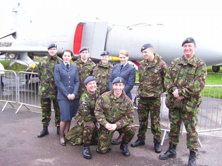 POBC VISIT TO TANGMERE