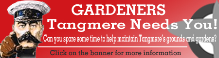 Tangmere Gardeners Recruitment Banner_red