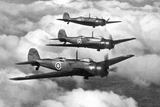 Vickers Wellesley Aircraft