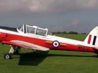 DE HAVILLAND DHC1 CHIPMUNK