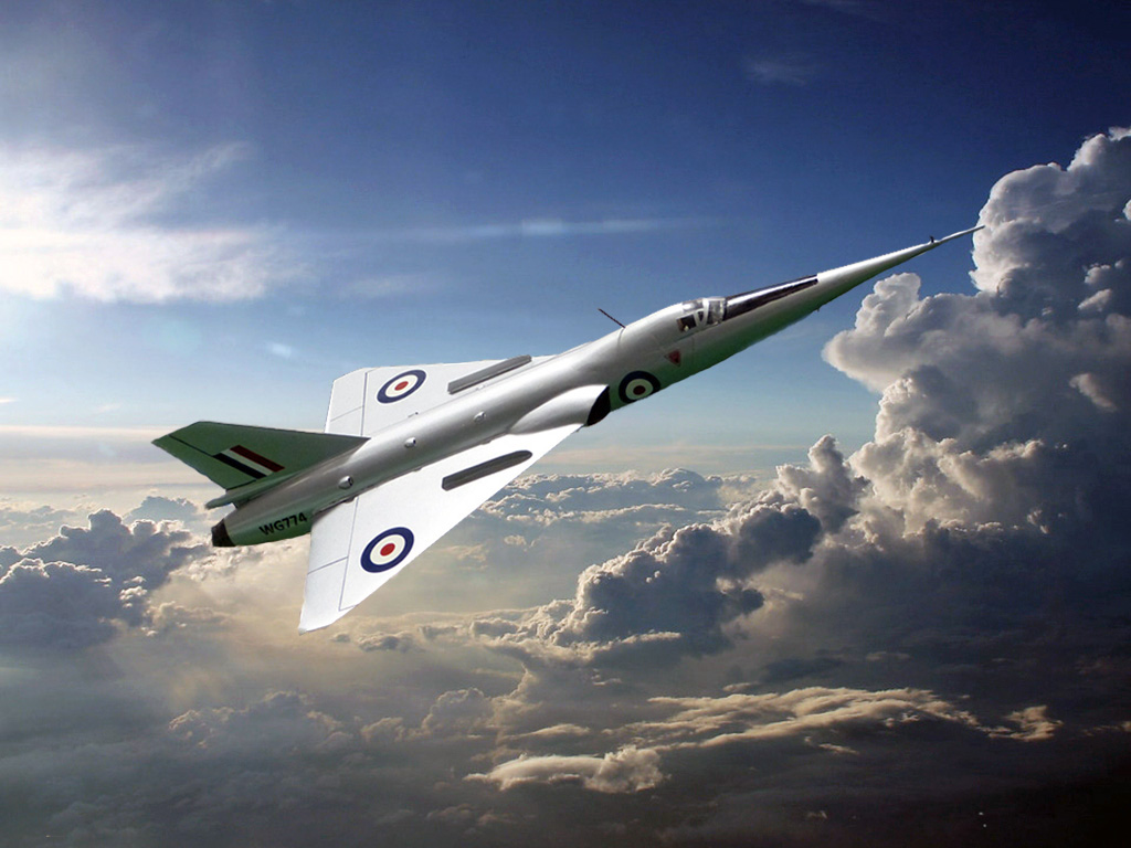 THE FD2 WORLD AIR SPEED RECORD HOLDER – Tangmere Museum