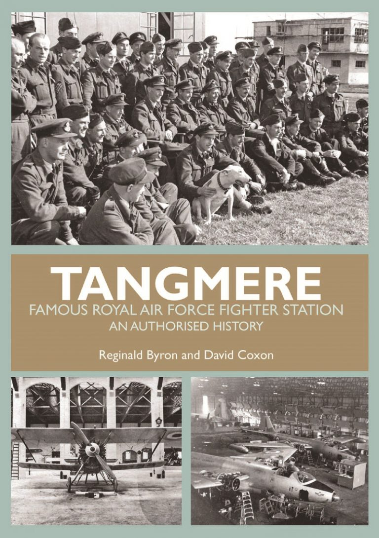 History Of Tangmere Book