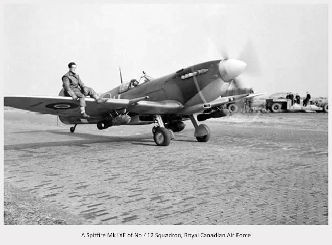 A_Supermarine_Spitfire_Mk_IXE_of_No._412_Squadron_RCAF