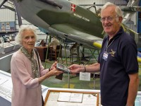 THE STORY OF PILOT OFFICER JAMES BUCHANAN'S MEDALS