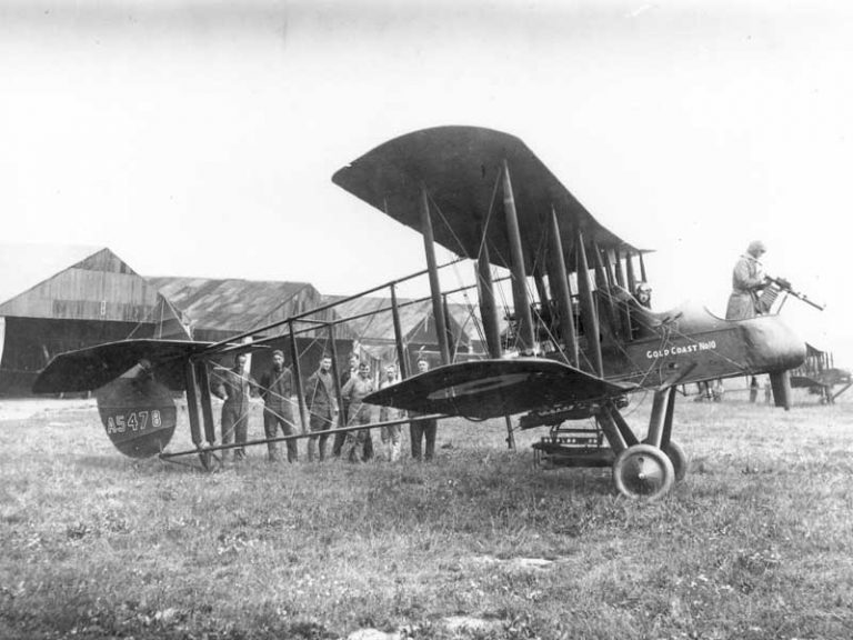 FE2 (Farman Experimental 2)