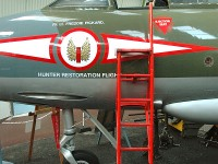 Hawker Hunter Mk 5