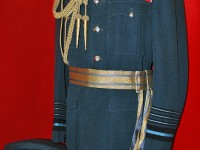 Sir Frederick Rosier's Uniform