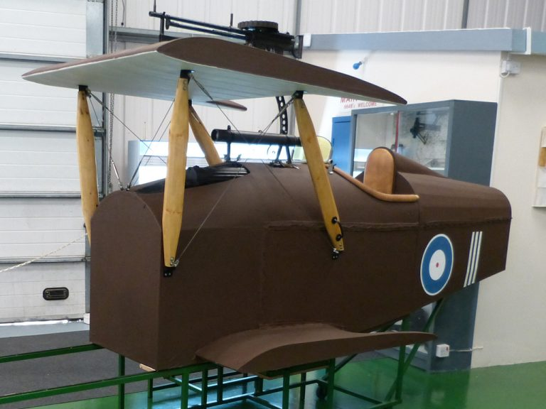 Completion of the SE5a Cockpit Replica Project