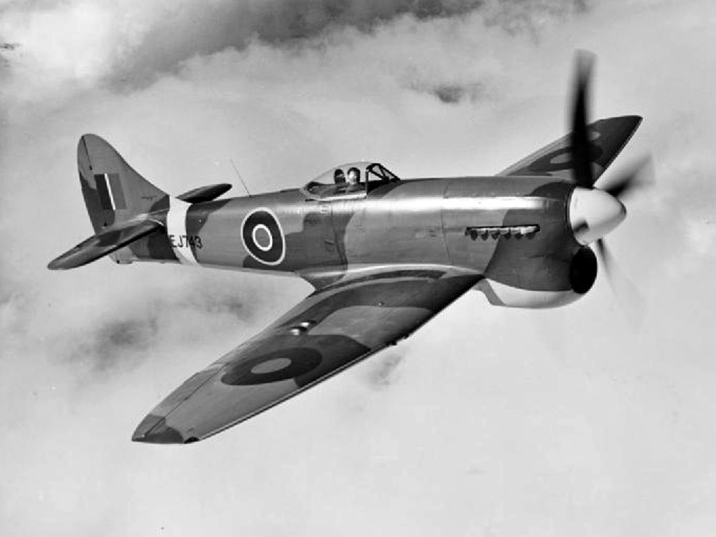Image result for hawker tempest
