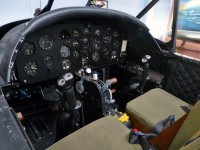 Percival Provost Cockpit Donation