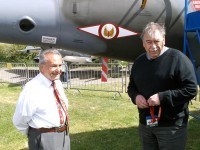 Air Race Pilot Reunited With XV744