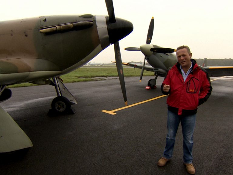 RAF Tangmere on TV