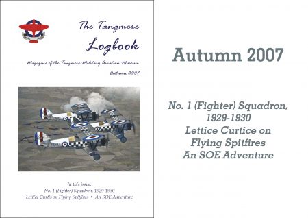 Tangmere-Logbook-1-Autumn-2007-Web