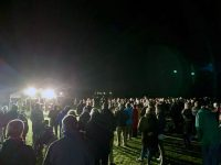 Tangmere's Beacon Lighting Ceremony